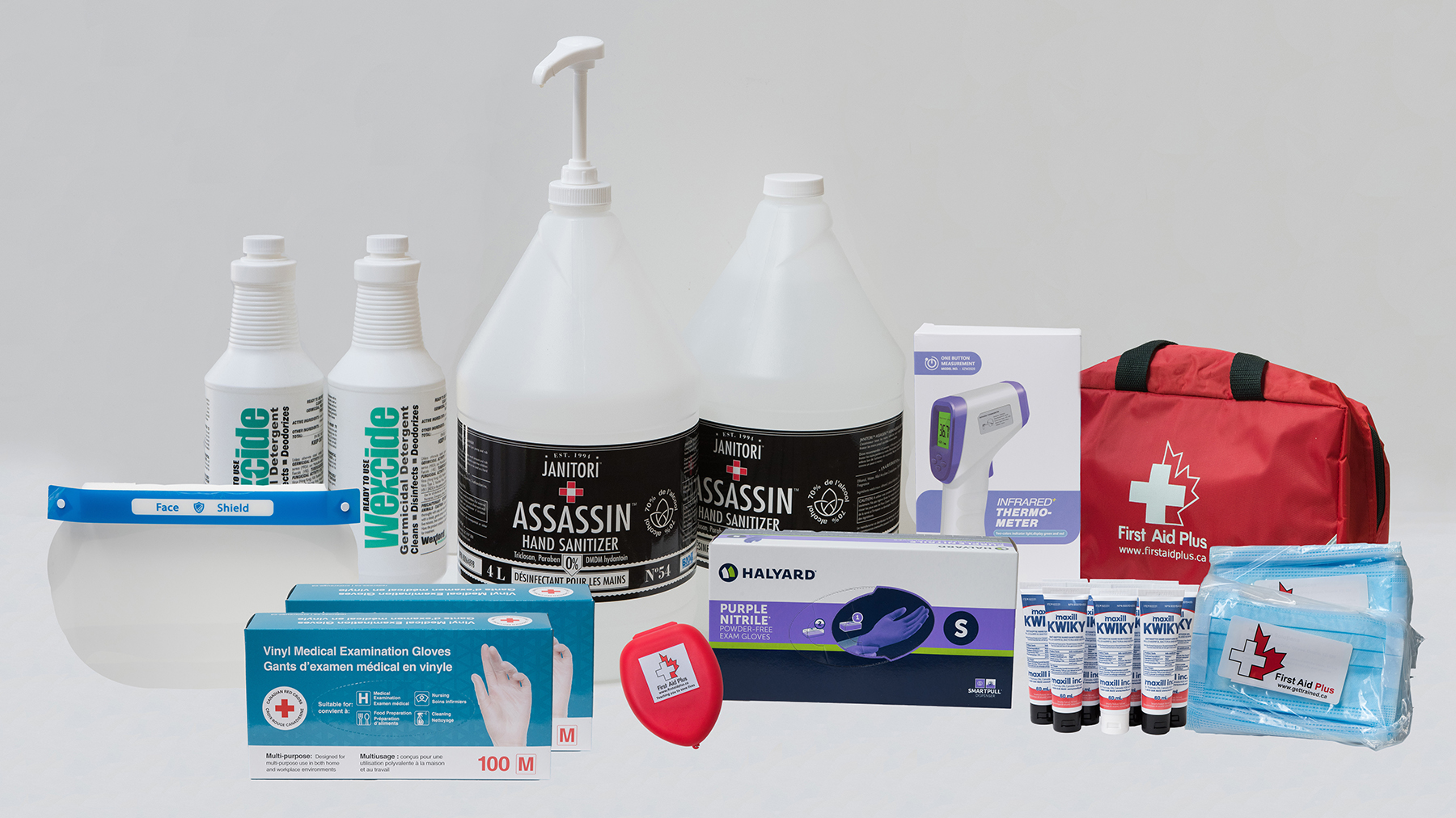 Bundle 2 - PPE Package for Businesses