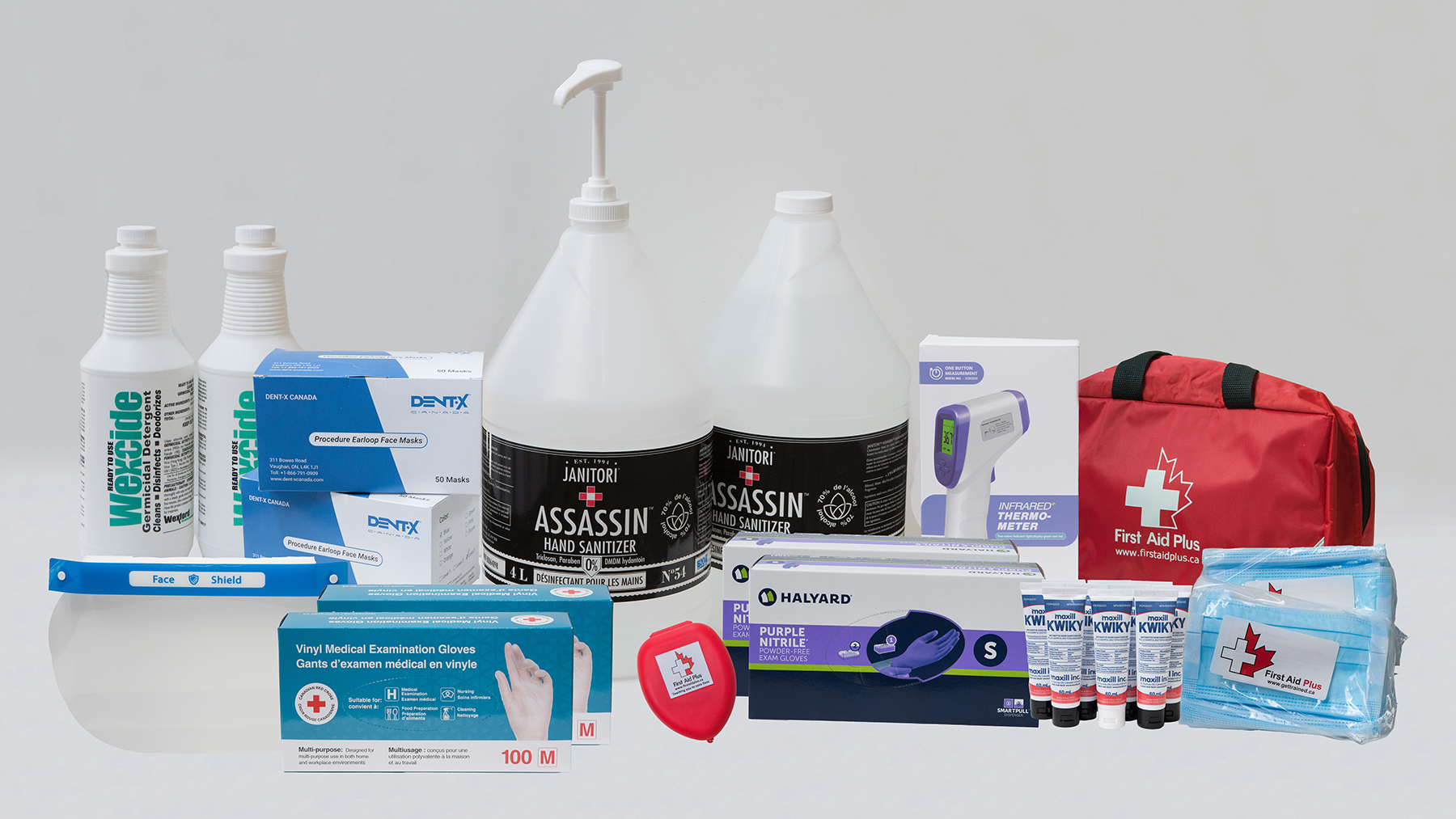 Bundle 3 - PPE Package for Health Related Businesses