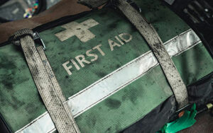 Standard First Aid - Blended