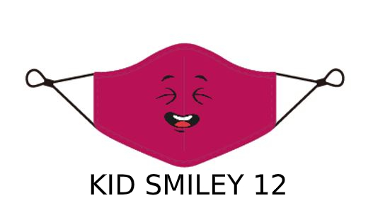 kid 11 1 Kids Face Mask With Design
