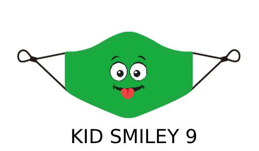 kid 12 1 Kids Face Mask With Design