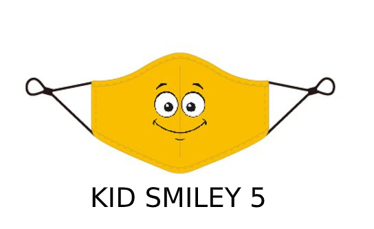kid 13 1 Kids Face Mask With Design
