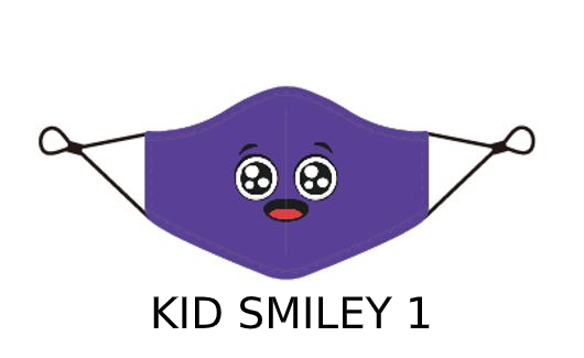 kid 14 1 Kids Face Mask With Design