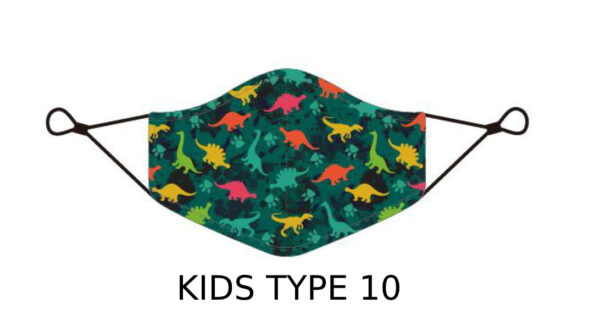 kid 22 2 Kids Face Mask With Design