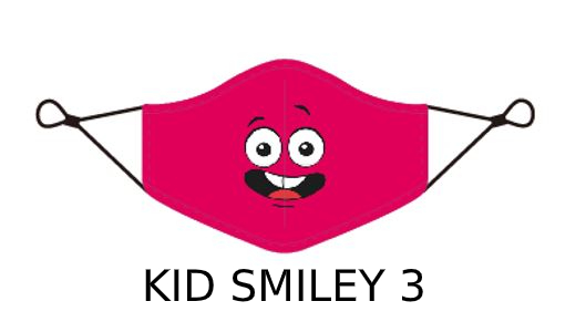kid 7 1 Kids Face Mask With Design