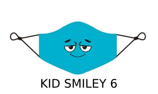 kid 8 1 Kids Face Mask With Design