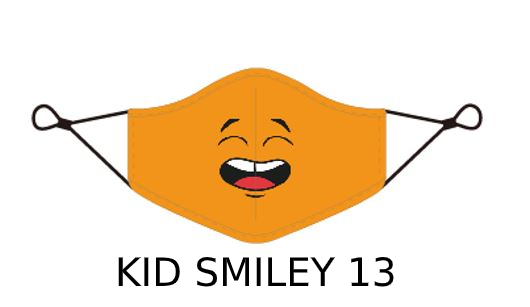 kid 9 1 Kids Face Mask With Design