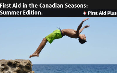 Diving headfirst (into a safe and fun summer)